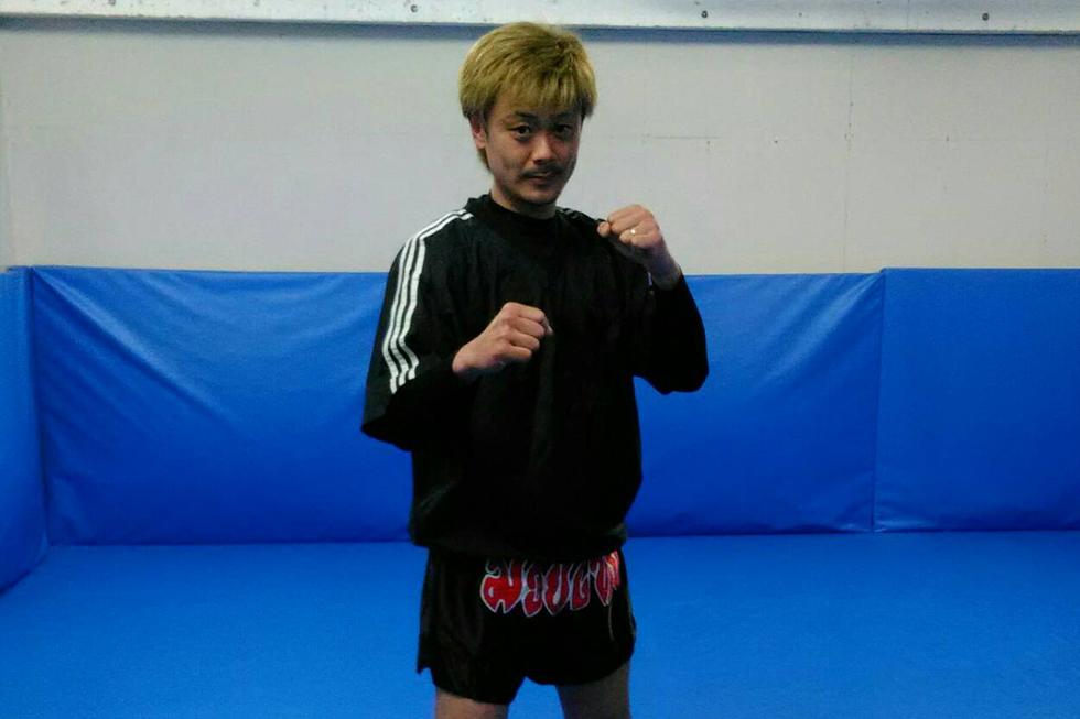 大野キックボクシングコーチ_プロフィール画像