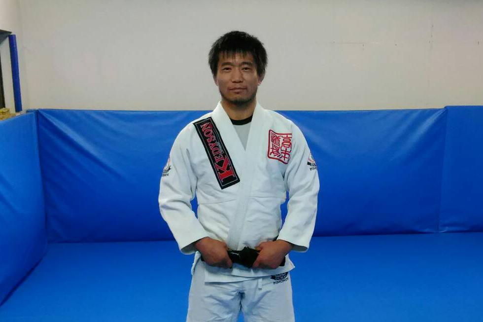 高本総合格闘技道場代表_プロフィール画像