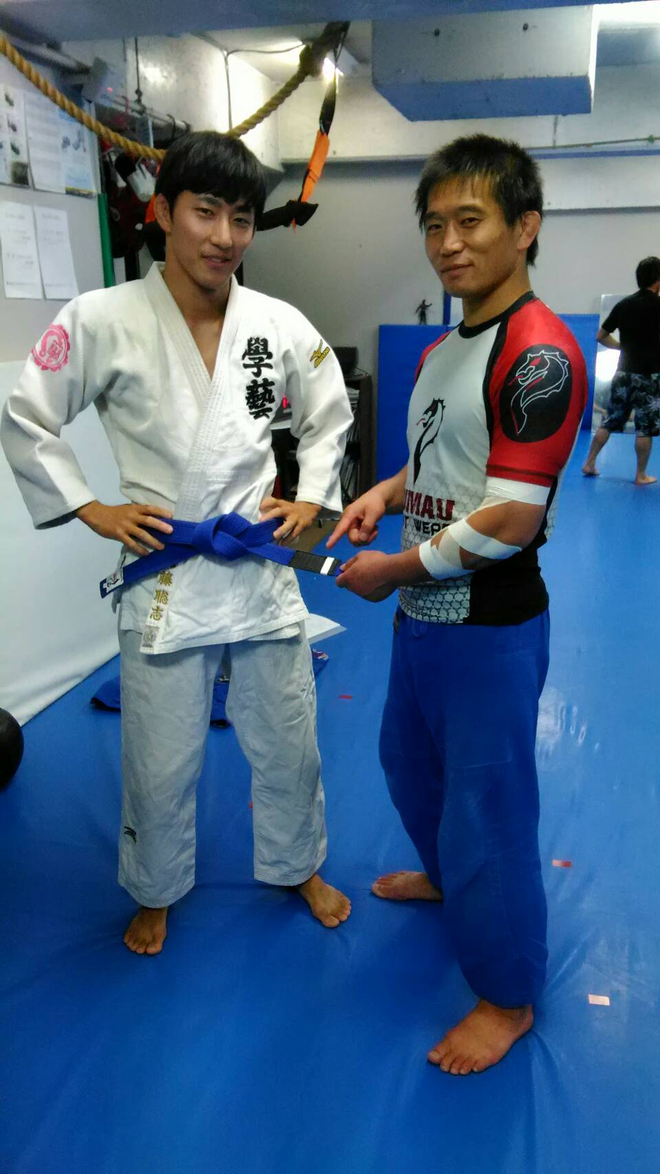 国際ブラジリアン柔術連盟アジアオープン選手権写真01