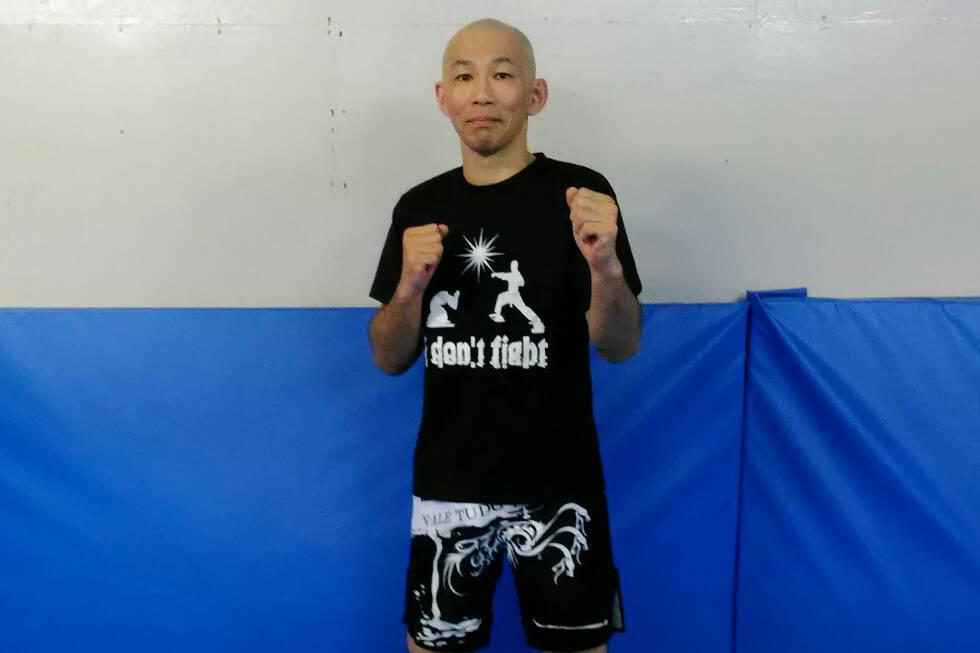 伊藤キックボクシングコーチ_プロフィール画像