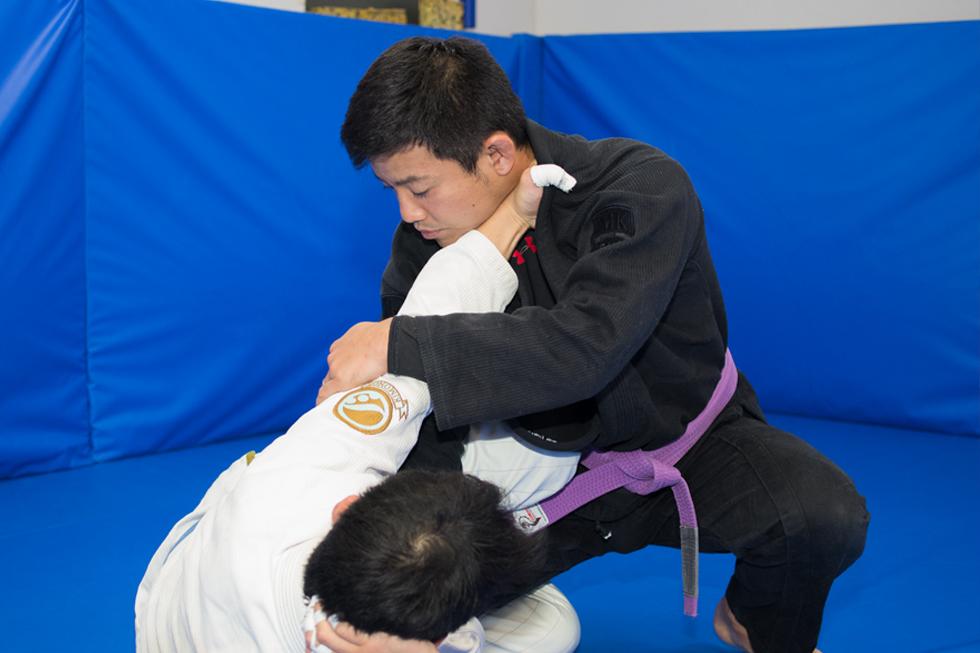 柔術|林コーチ