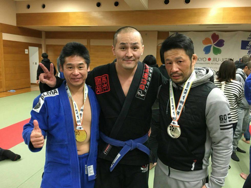 日本ブラジリアン柔術連盟|東京国際柔術選手権大会写真01