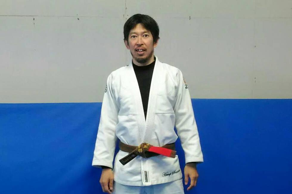 内田柔術コーチ_プロフィール画像