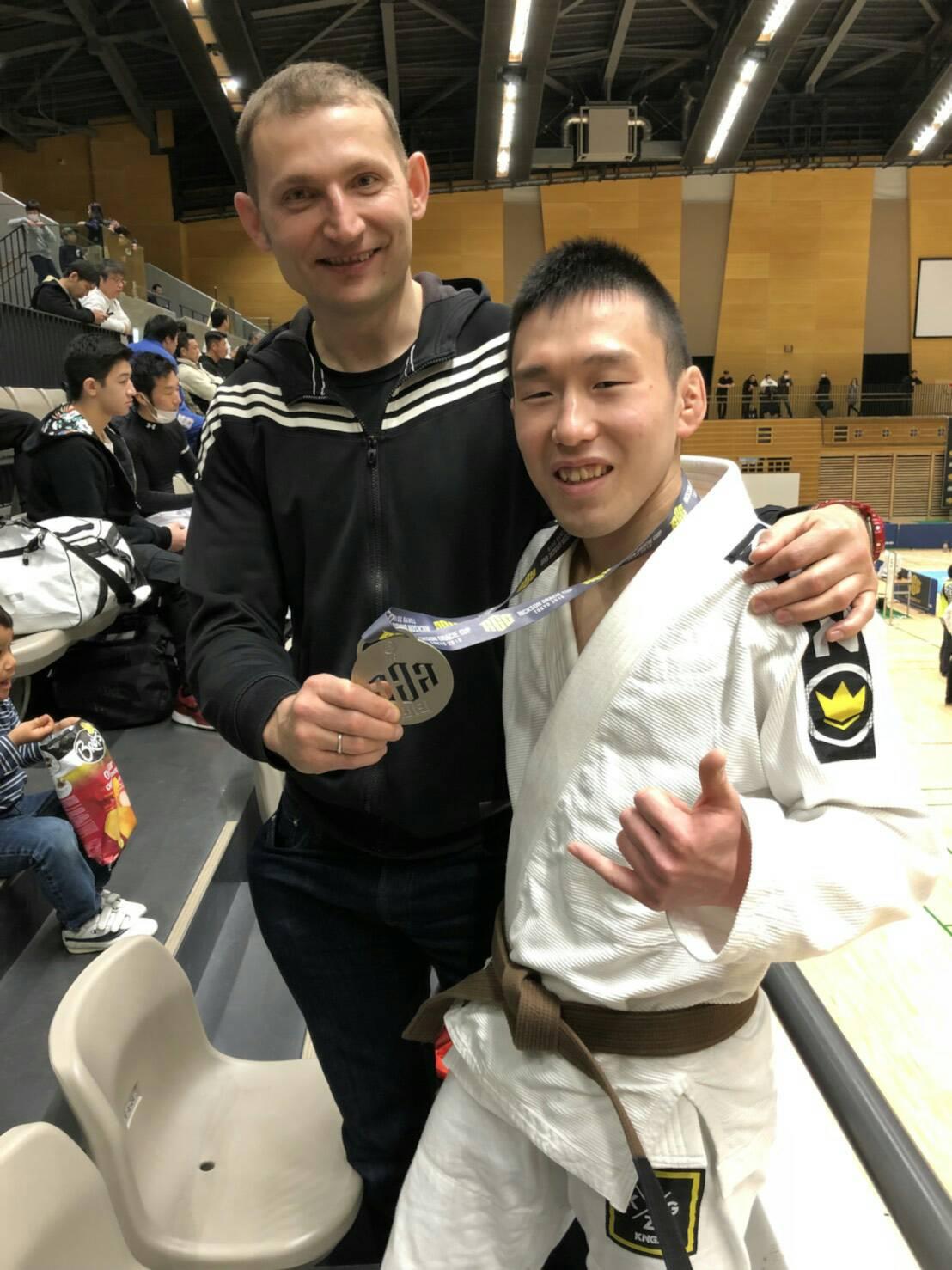 ヒクソン・グレイシー杯国際柔術大会2018|大会写真02