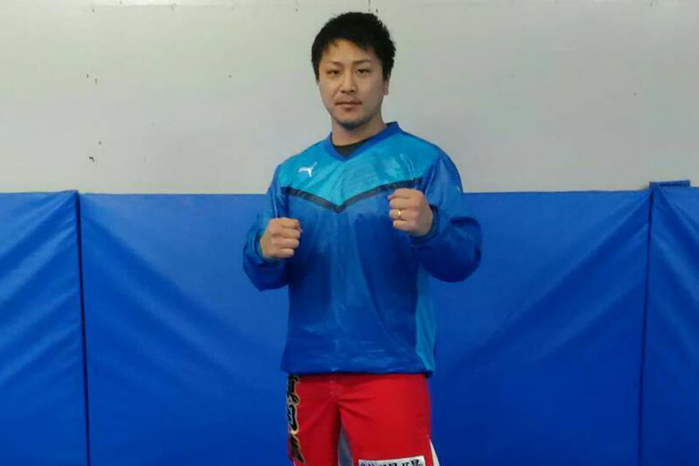 阿部キックボクシングコーチ_プロフィール画像
