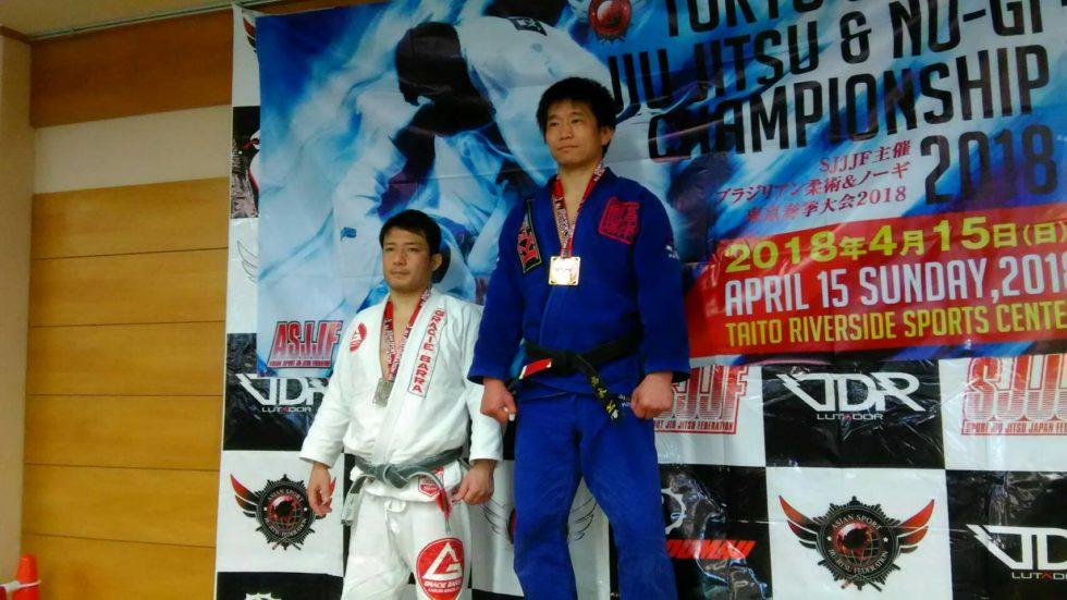 日本ブラジリアン柔術連盟|Master International Jiu-Jitsu Championship – Asia 2018|大会写真