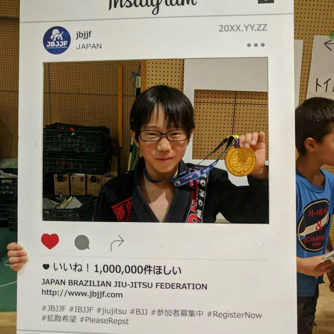 日本ブラジリアン柔術連盟 第12回全日本キッズ柔術選手権 大会写真05