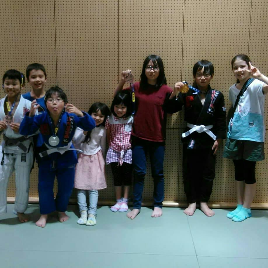 日本ブラジリアン柔術連盟|第3回東日本キッズ柔術選手権|大会写真01