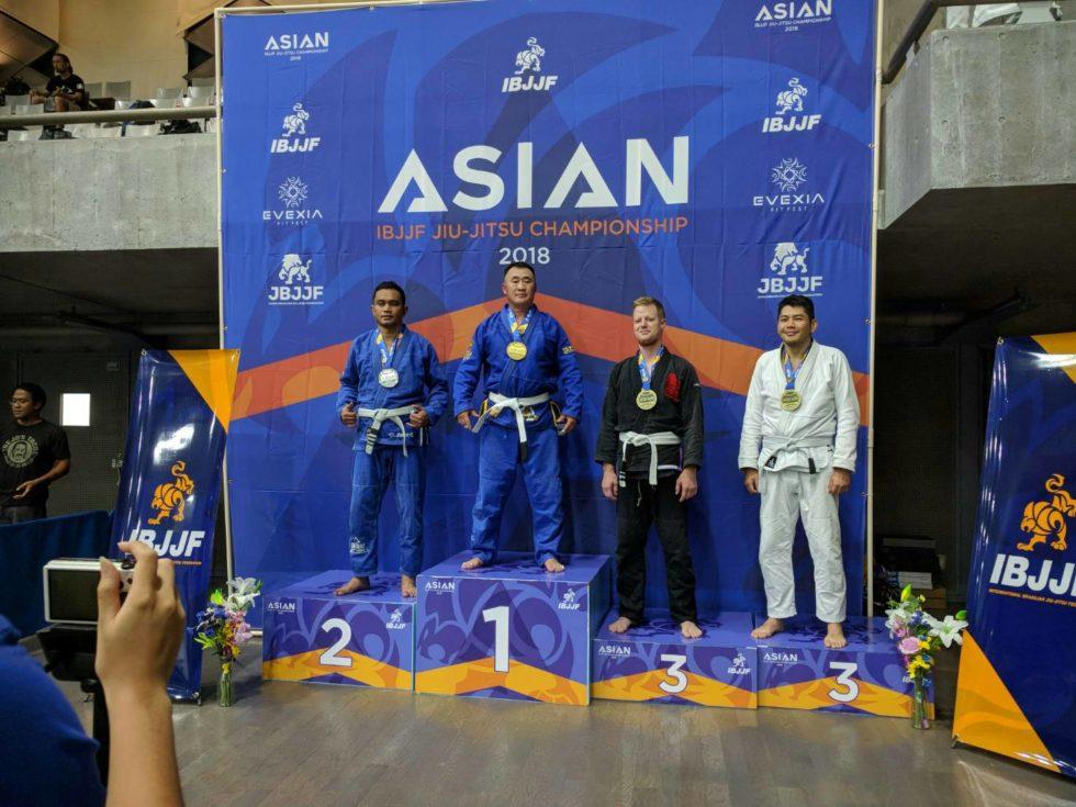 国際ブラジリアン柔術連盟|アジアオープン選手権|大会写真04