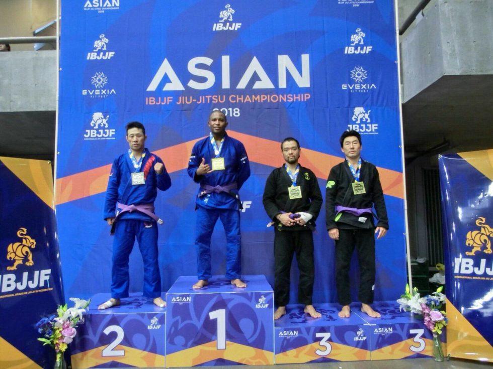 国際ブラジリアン柔術連盟|アジアオープン選手権|大会写真01