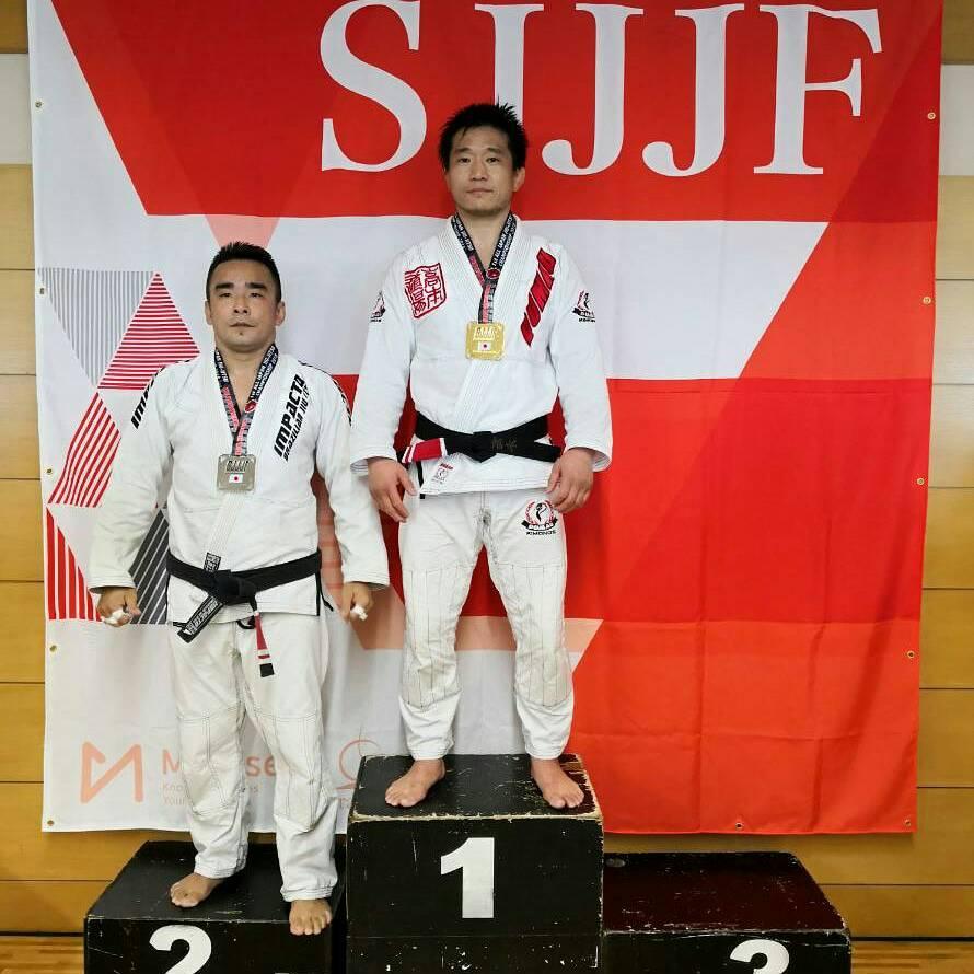 スポーツ柔術日本連盟 第1回全日本柔術選手権 大会写真02