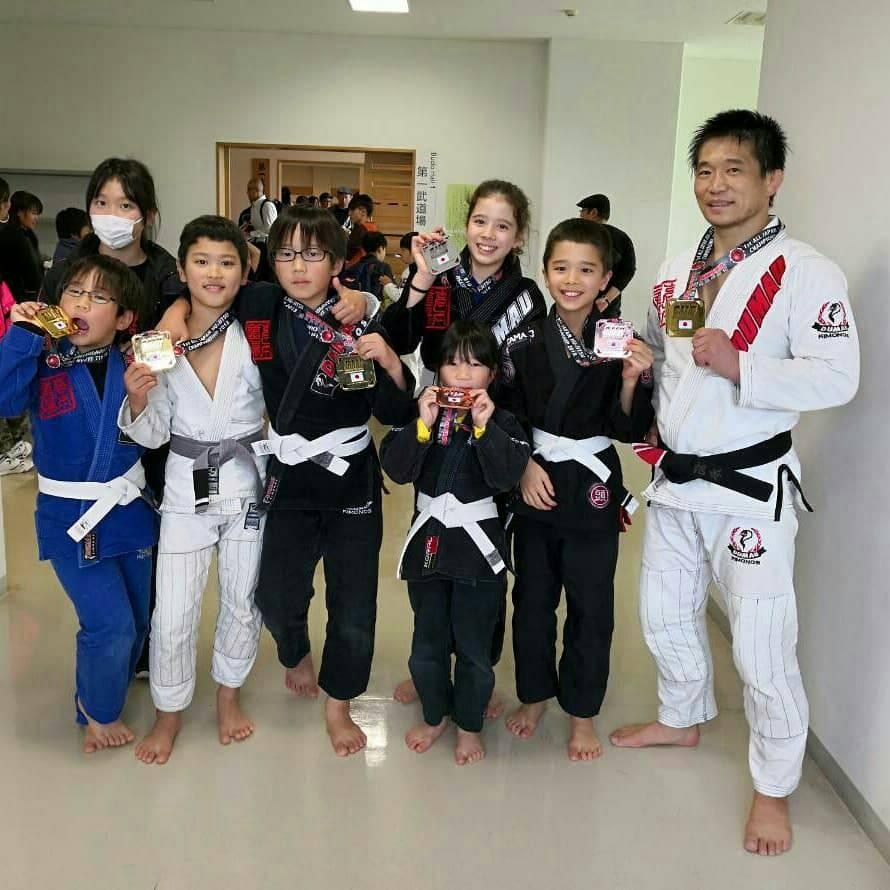 スポーツ柔術日本連盟|第1回全日本柔術選手権|大会写真03
