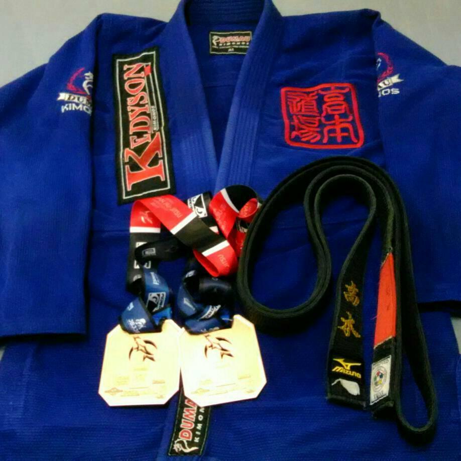 日本ブラジリアン柔術連盟全日本選手権|獲得メダル写真