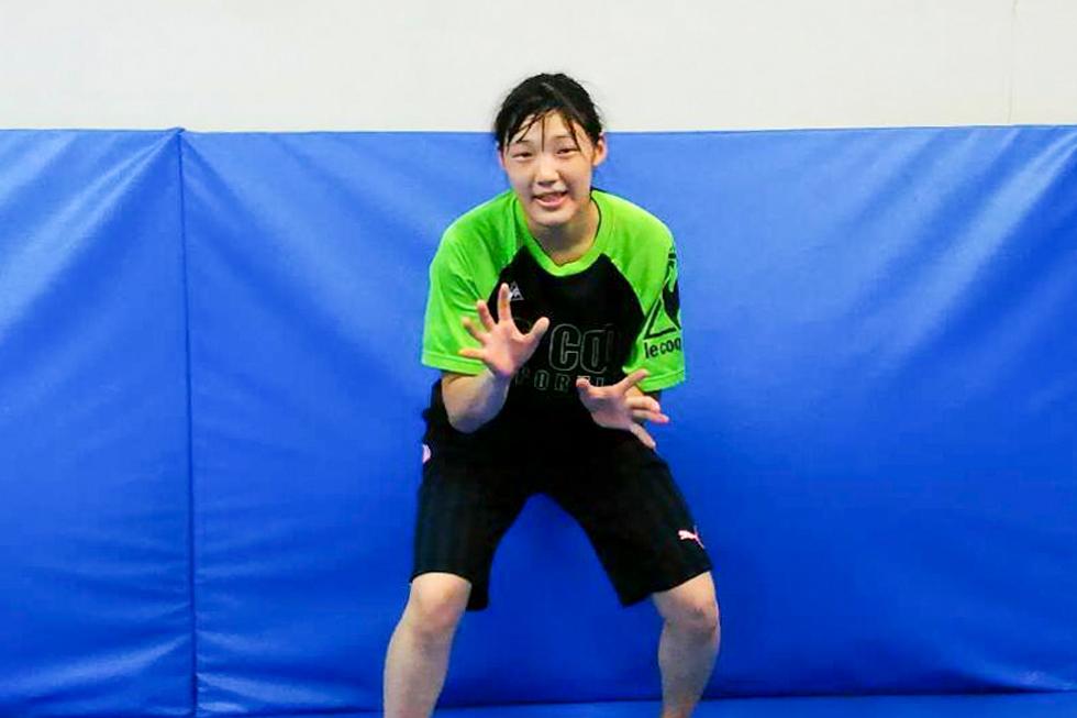 井澤レスリングコーチ_プロフィール画像