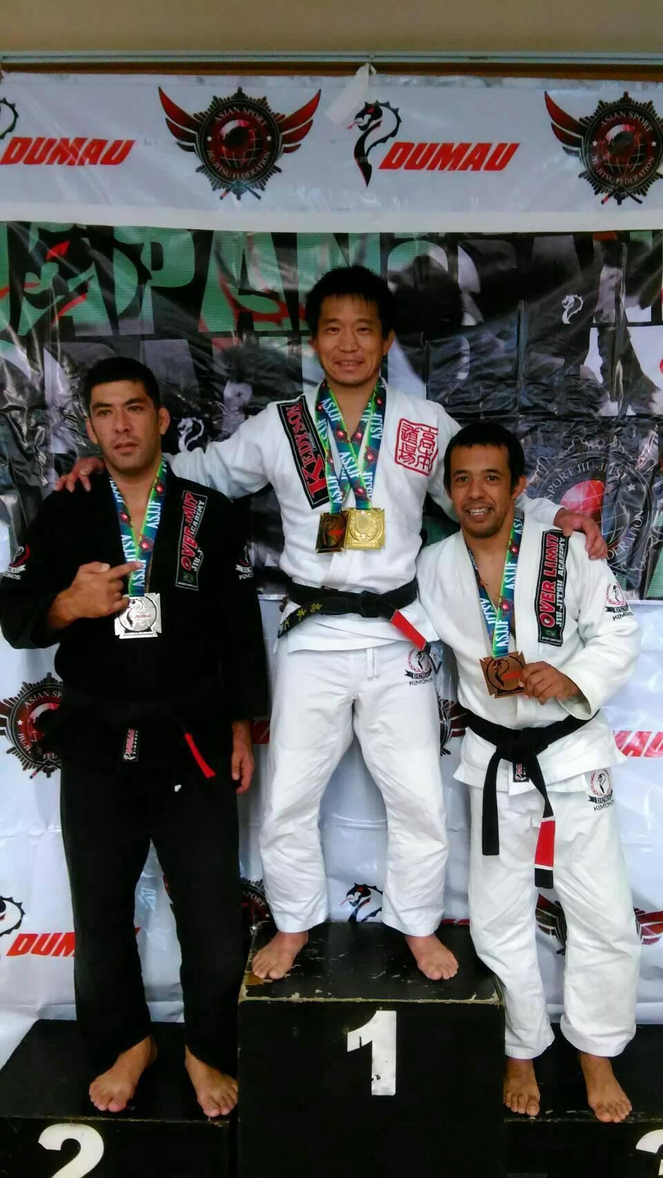 アジアスポーツ柔術連合チャンピオンシップ|大会写真