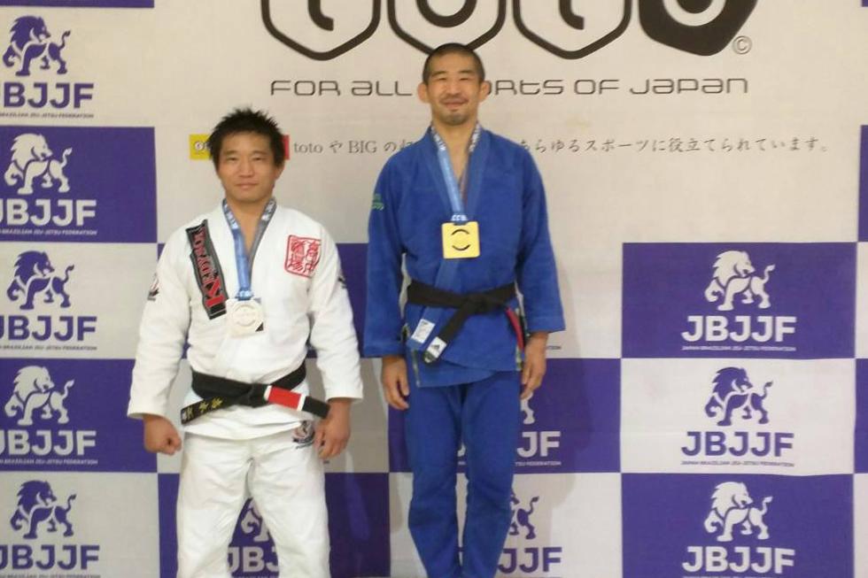 日本ブラジリアン柔術連盟第11回関東柔術選手権|大会写真01