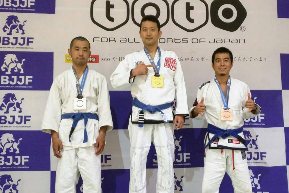 日本ブラジリアン柔術連盟第11回関東柔術選手権|大会写真02