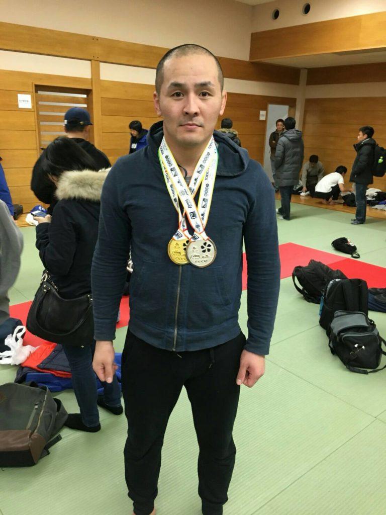 日本ブラジリアン柔術連盟|東京国際柔術選手権大会写真02