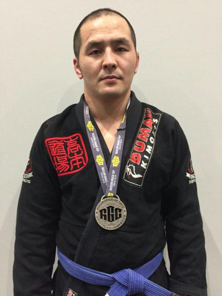 ヒクソン・グレイシー杯国際柔術大会2018|大会写真01