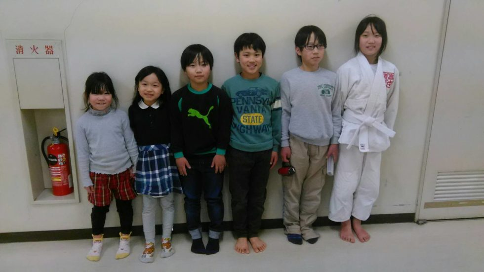 小澤三郎杯少年柔道大会|大会写真02