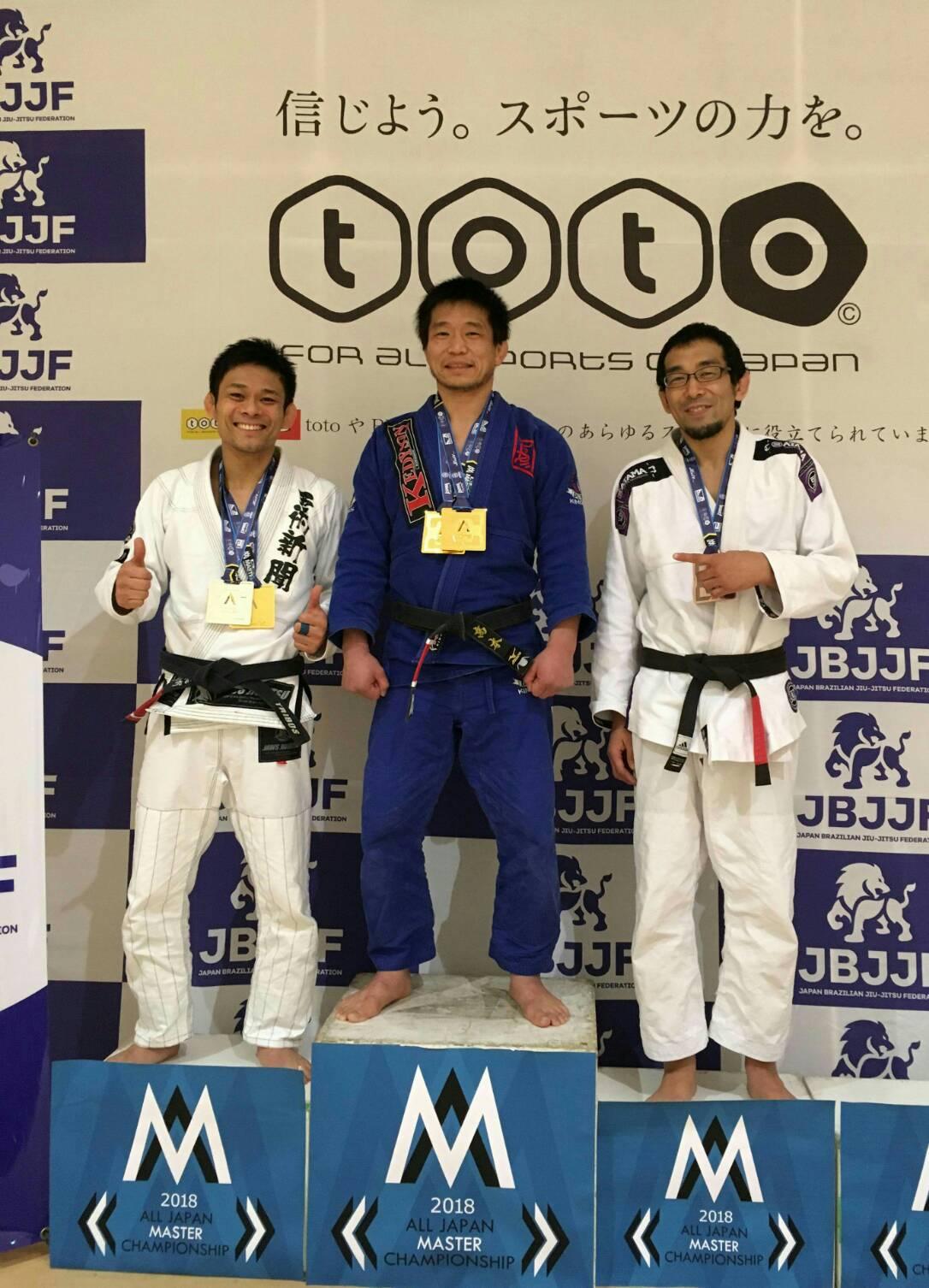 第12回全日本マスター柔術選手権|大会写真01