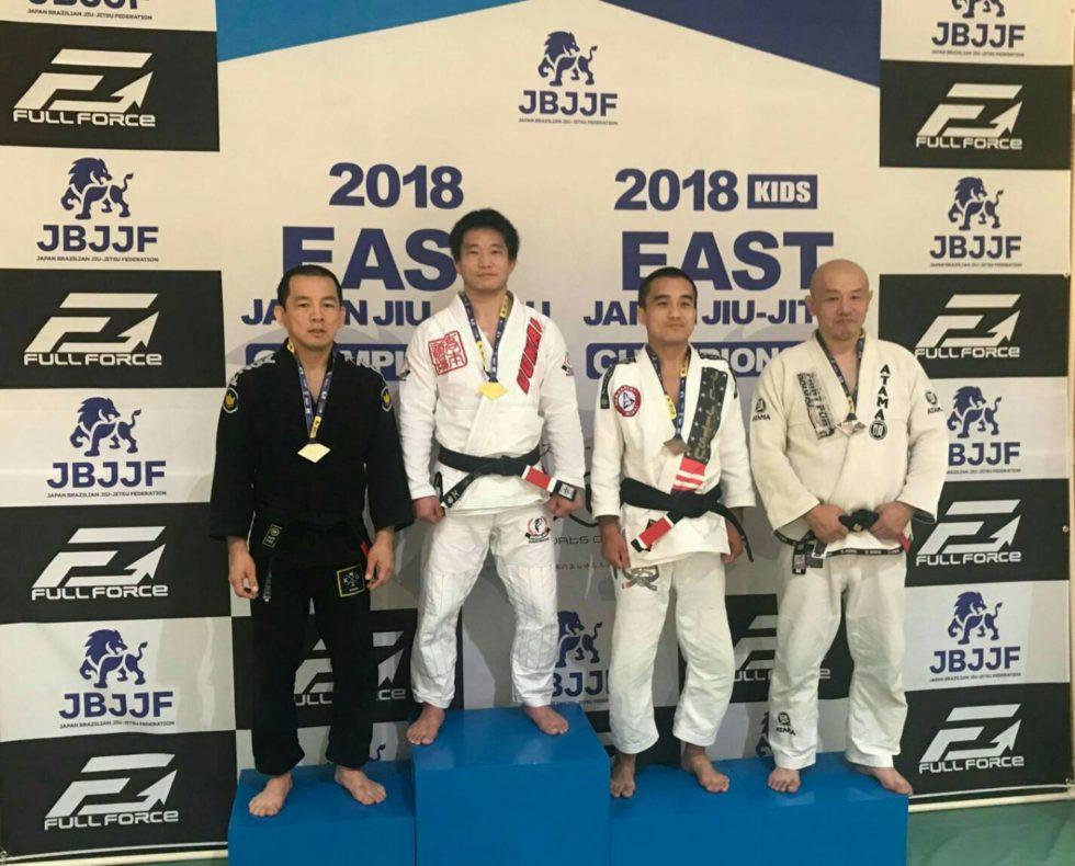 日本ブラジリアン柔術連盟|第6回東日本柔術選手権|大会写真