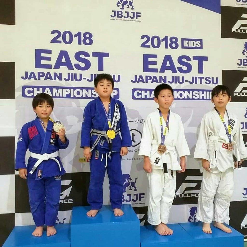 日本ブラジリアン柔術連盟 第3回東日本キッズ柔術選手権 大会写真04