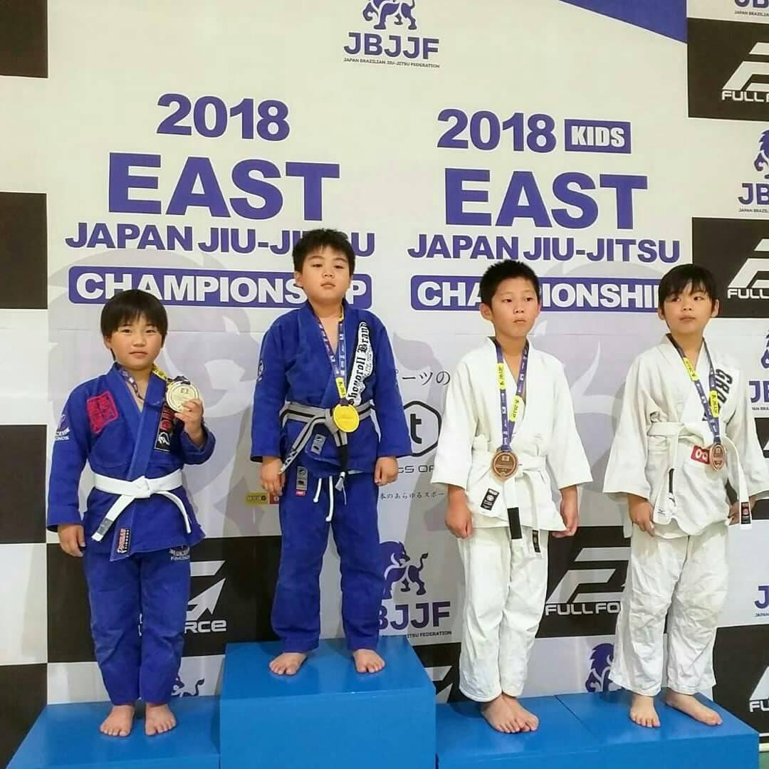 日本ブラジリアン柔術連盟|第3回東日本キッズ柔術選手権|大会写真04