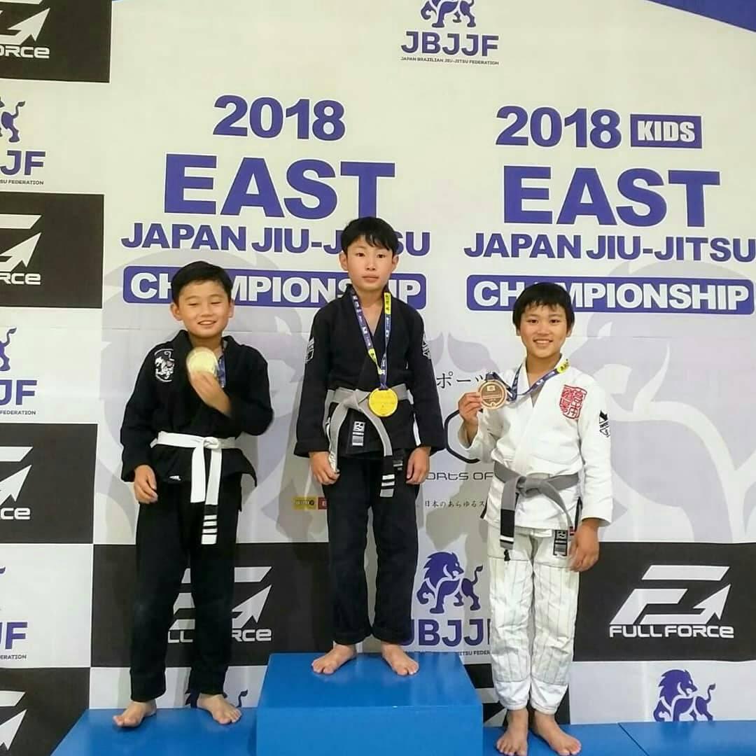 日本ブラジリアン柔術連盟|第3回東日本キッズ柔術選手権|大会写真03