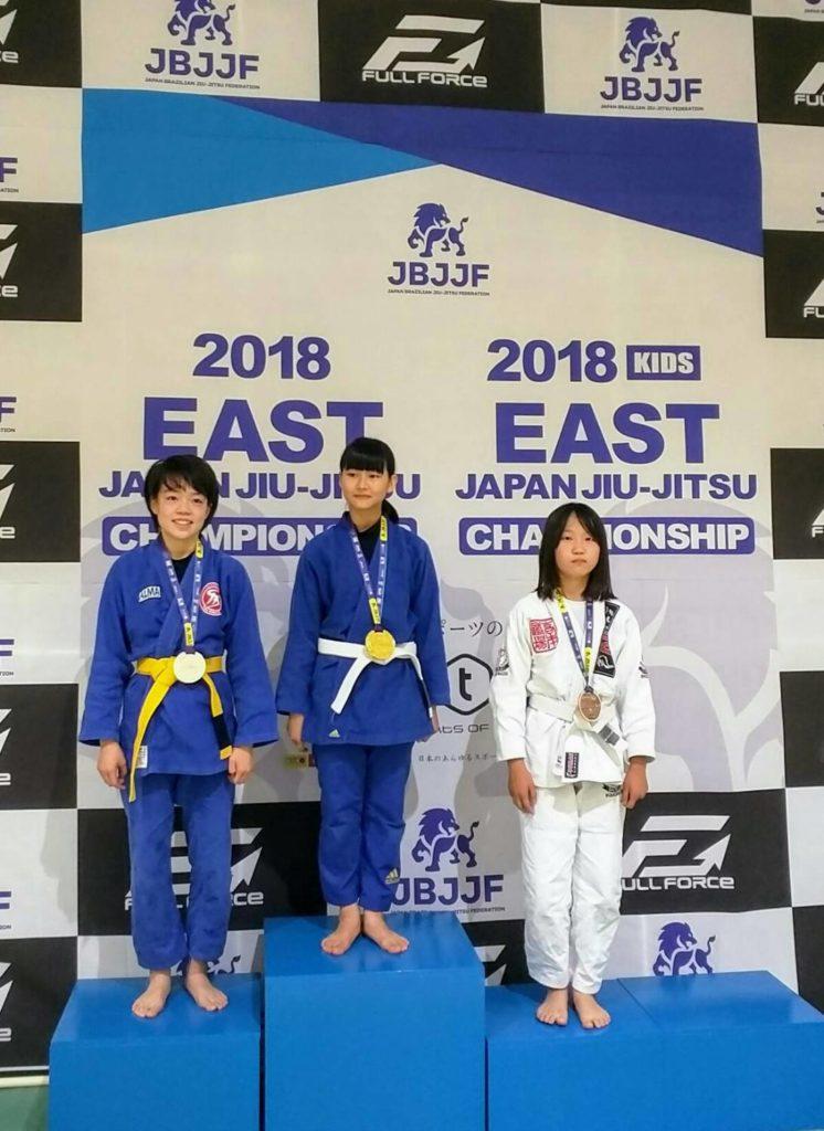 日本ブラジリアン柔術連盟 第3回東日本キッズ柔術選手権 大会写真02