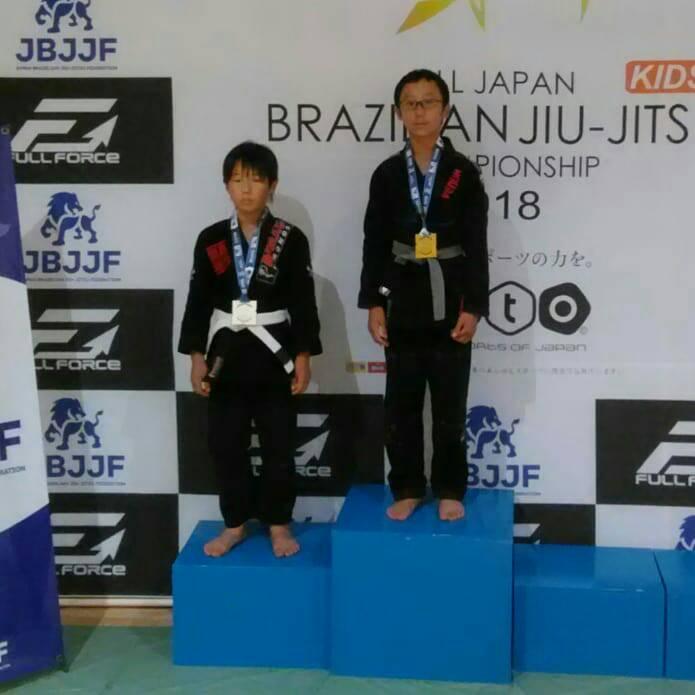 日本ブラジリアン柔術連盟|第12回全日本キッズ柔術選手権|大会写真04