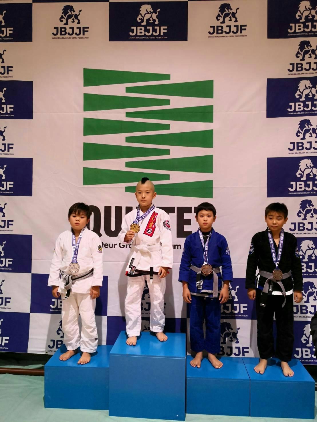 東日本キッズ柔術オープントーナメント|大会写真