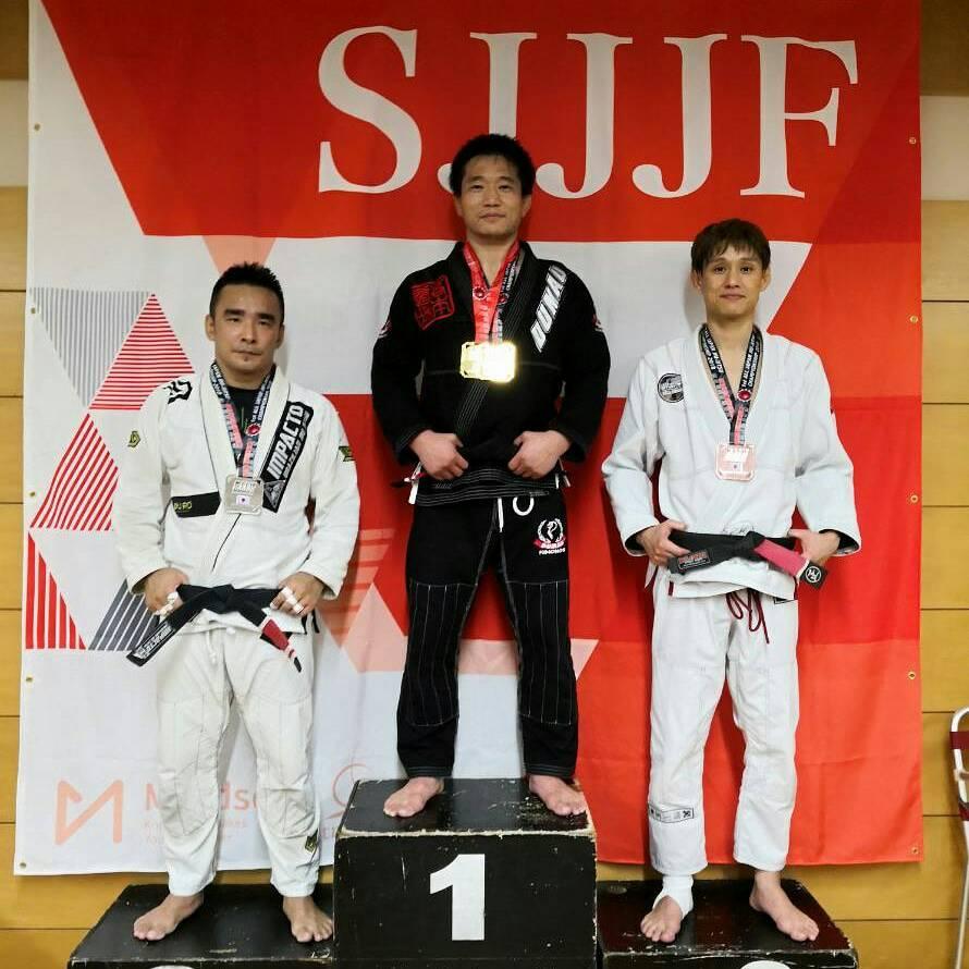 スポーツ柔術日本連盟|第1回全日本柔術選手権|大会写真01