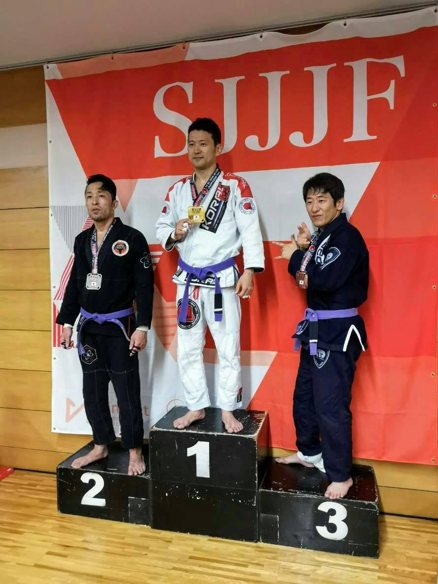 スポーツ柔術日本連盟|第1回全日本柔術選手権|大会写真10