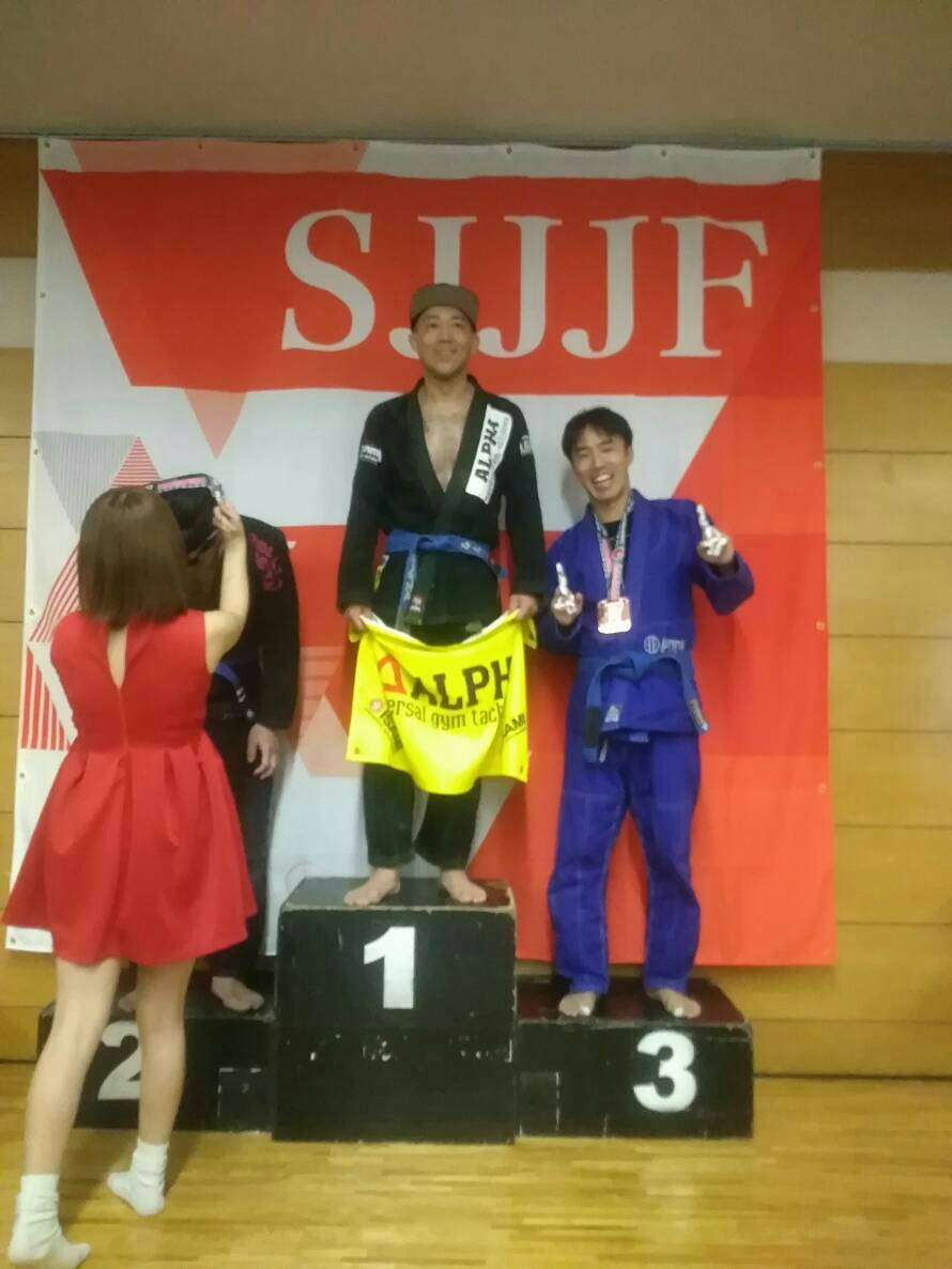 スポーツ柔術日本連盟|第1回全日本柔術選手権|大会写真11