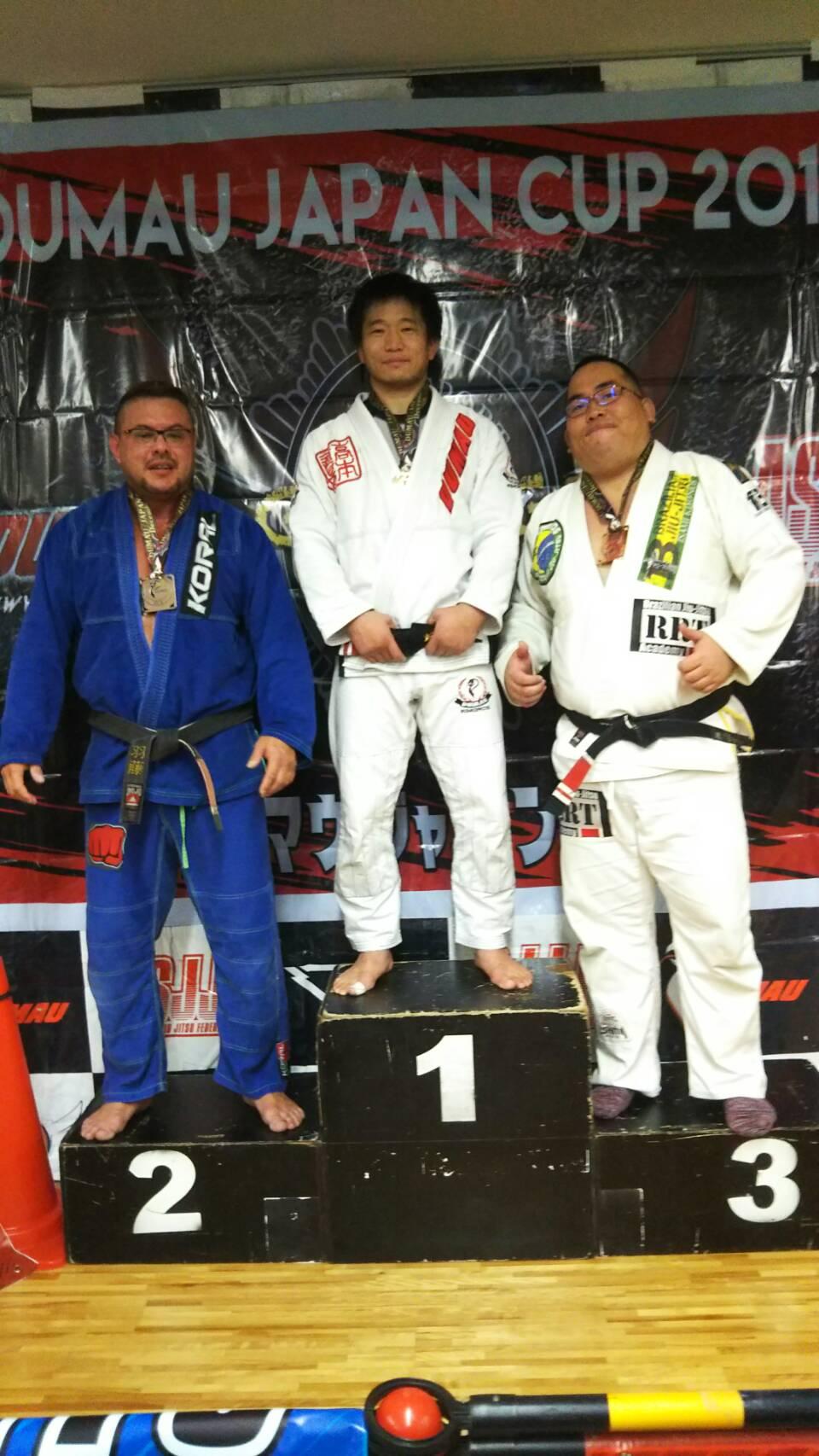 アジアスポーツ柔術連合 DUMAU JAPAN CUP 2018|大会写真01