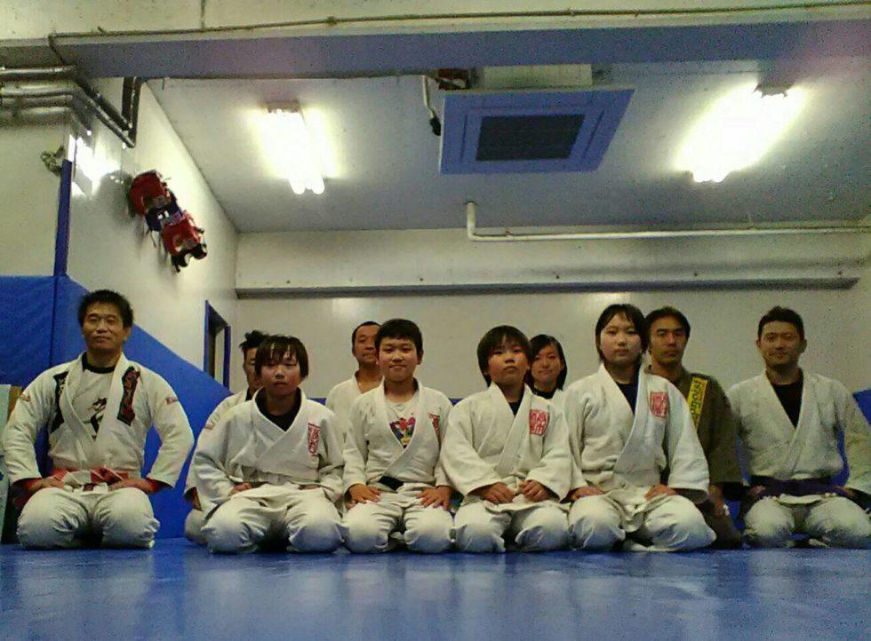 柔道クラス