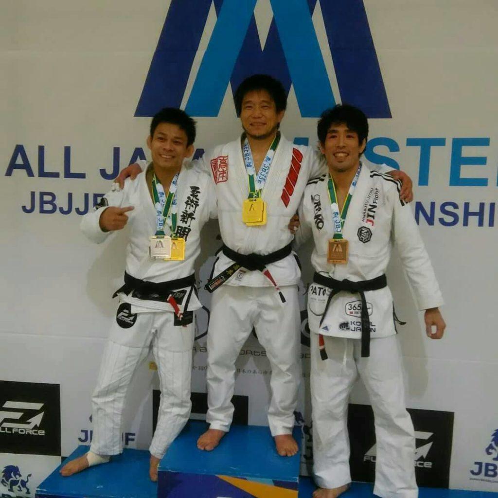 13th All Japan Master JIU-JITSU Championship 大会写真01