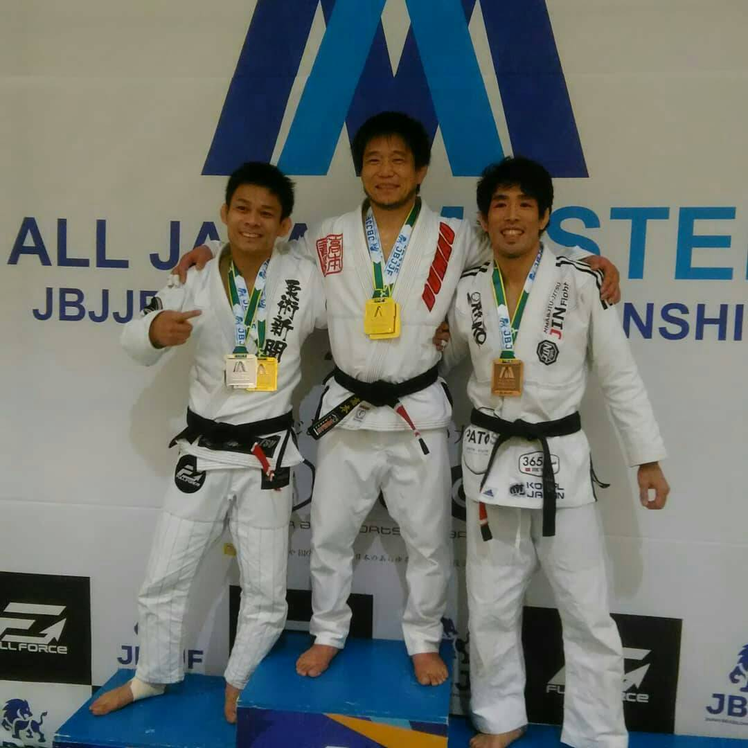 13th All Japan Master JIU-JITSU Championship|大会写真01