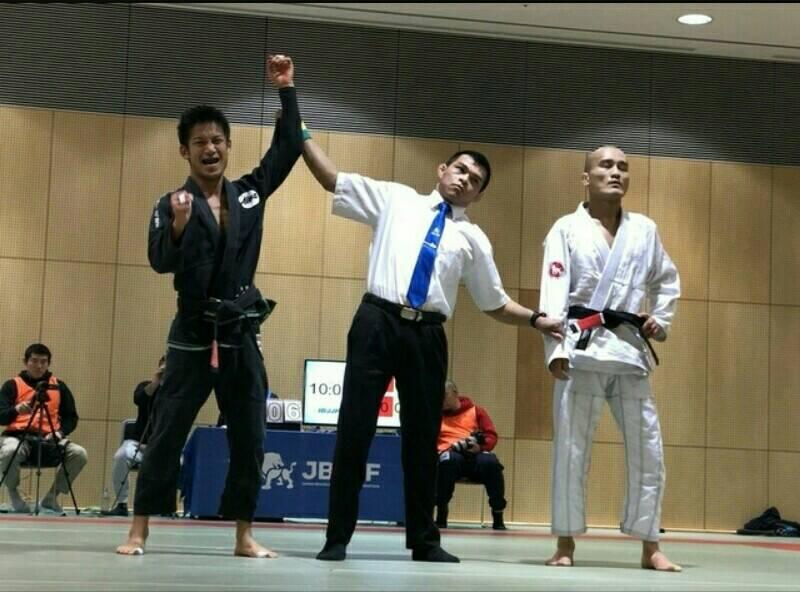 13th All Japan Master JIU-JITSU Championship 大会写真02