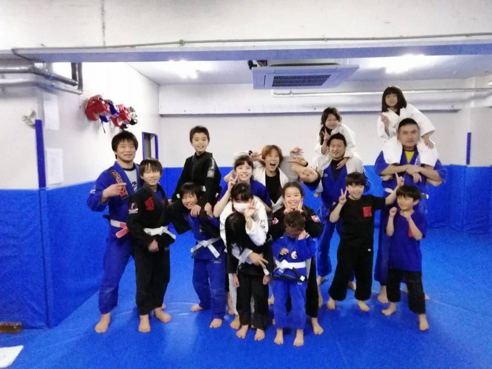 親子格闘技限定会員募集|高本道場