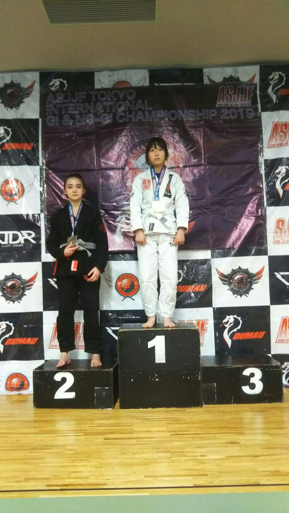 ASJJF 東京国際柔術選手権 2019 その1|大会写真02