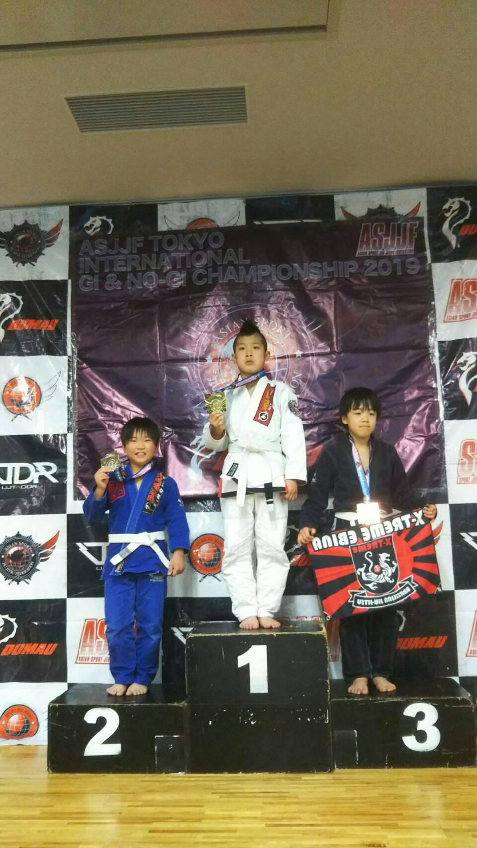 ASJJF 東京国際柔術選手権 2019 その1|大会写4