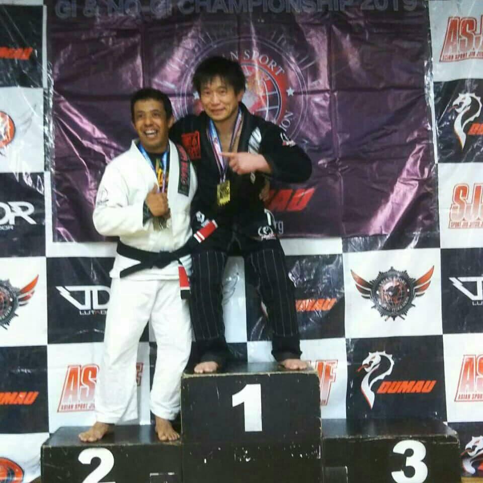 ASJJF 東京国際柔術選手権 2019|大会写真02