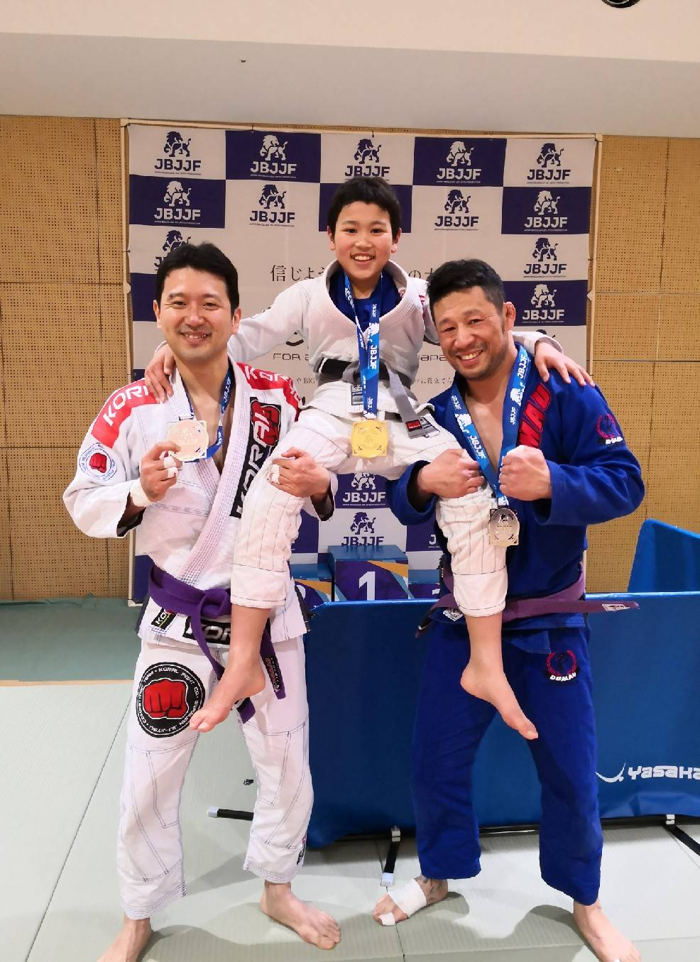 12th KANTO JIU-JITSU Open Tournament|大会写真04
