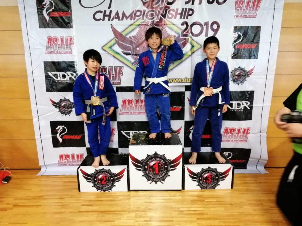 ASJJF TOKYO SPRING JIU JITSU CHAMPIONSHIP 2019|大会写真03