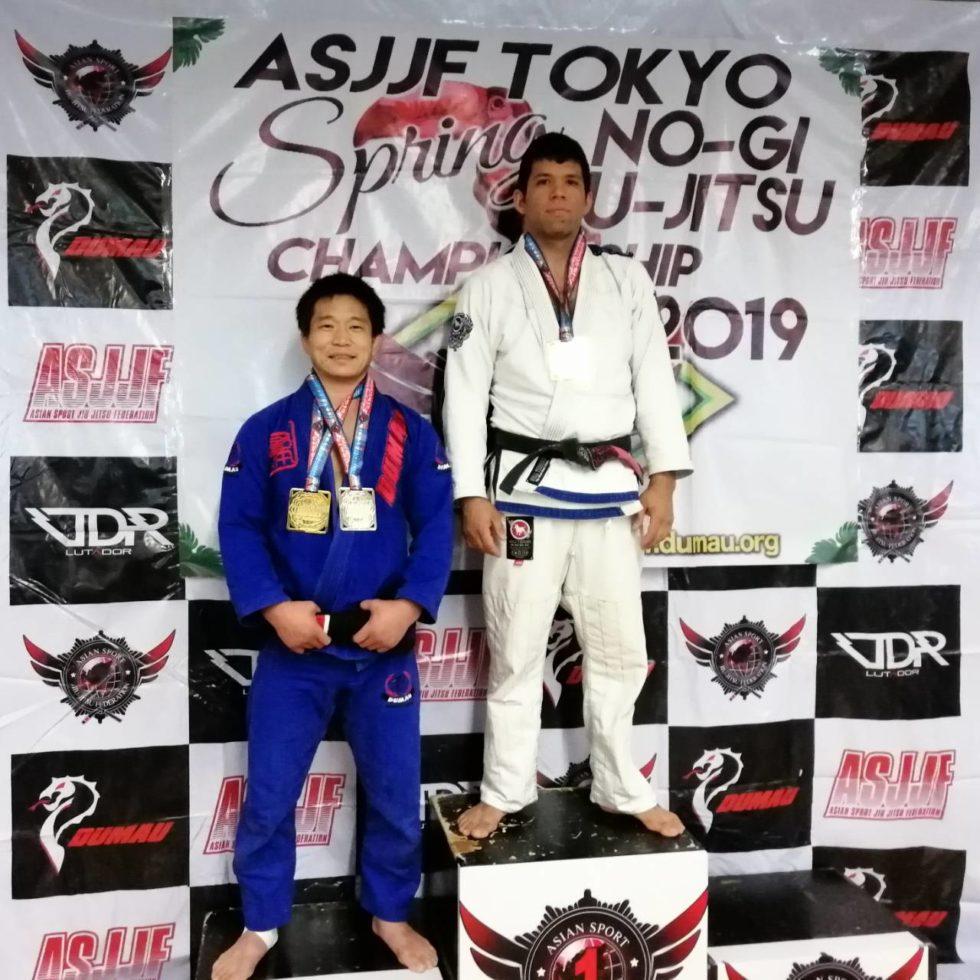 アジアスポーツ柔術連盟 柔術選手権 2019 春|大会写真