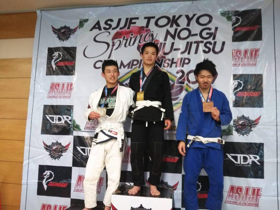 アジアスポーツ柔術連盟 柔術選手権 2019 春|大会写真02