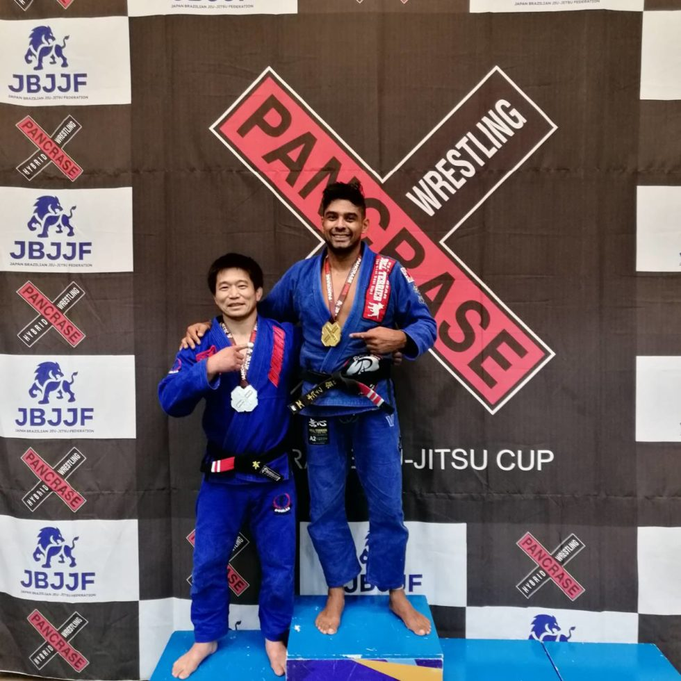 PANCRASE JIU-JITSU CUP 2019 スーパーファイト|大会写真
