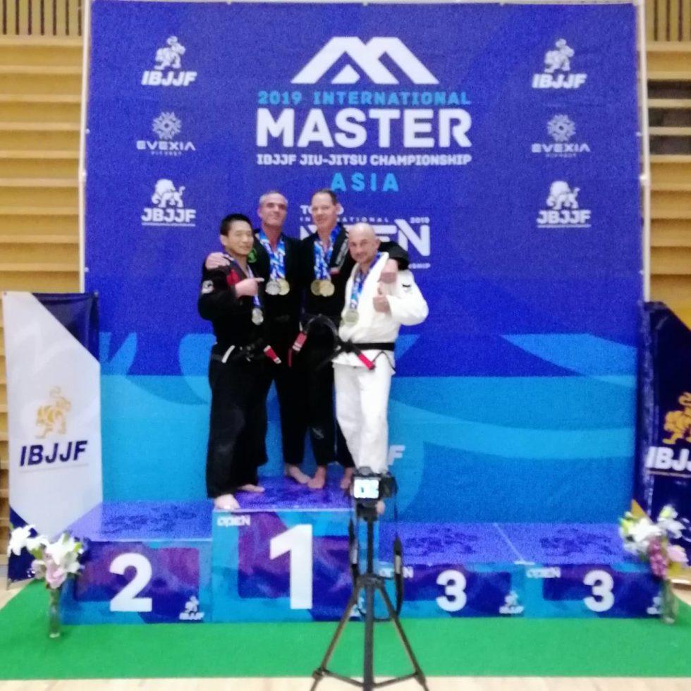 Tokyo International IBJJF Jiu-Jitsu Championship 2019|大会写真